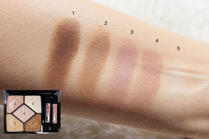 5 Couleurs Eyeshadow Palette - Touch Matte by Dior #6