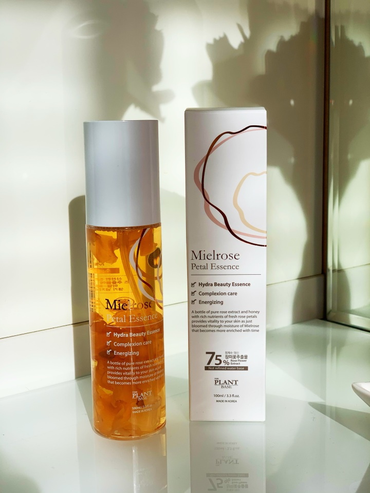 mielrose petal essence