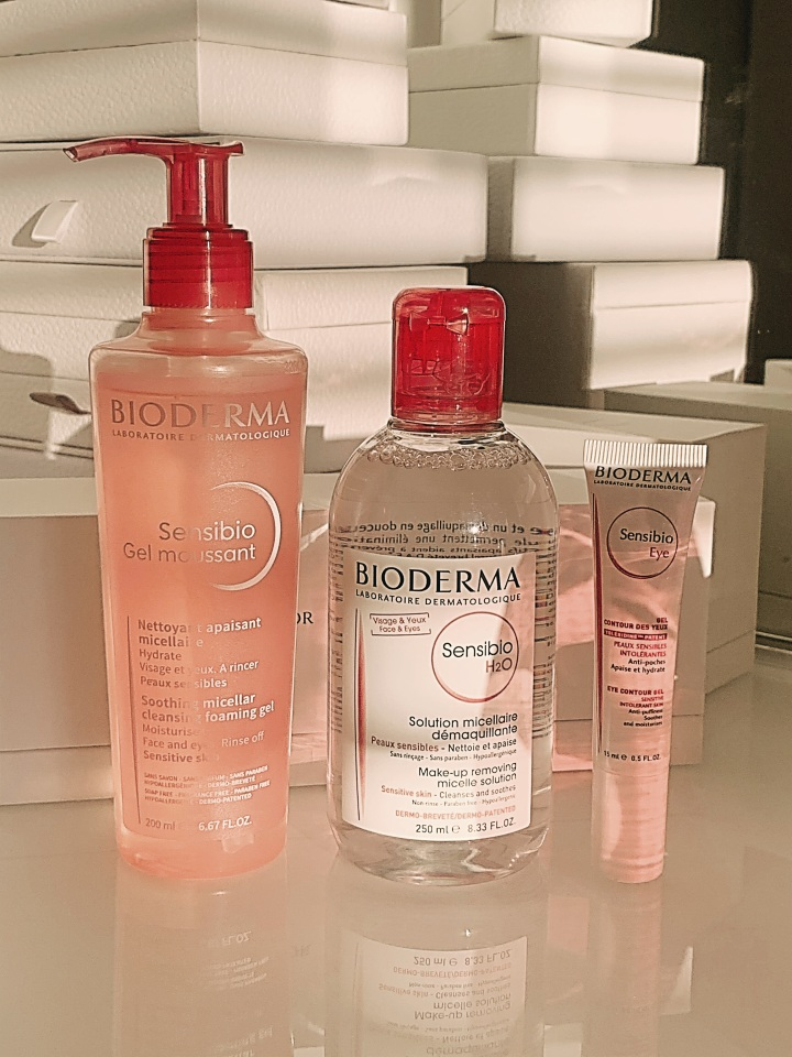Bioderma Sensibio Skin Care