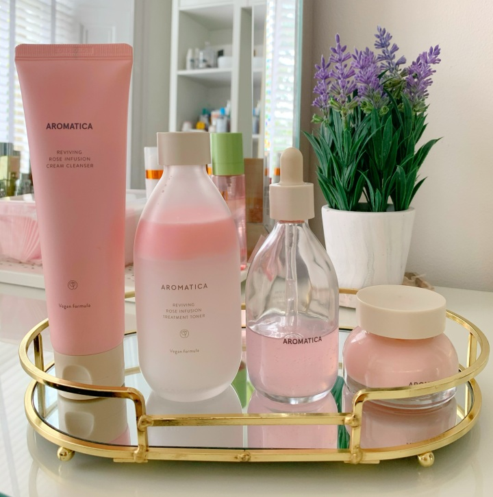 Aromatica Rose Collection